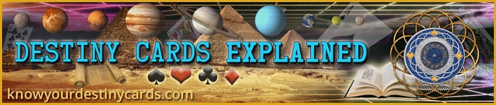 Destiny Cards Explained | Planetary Influences