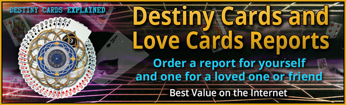 Destiny Cards and Love Cards Reports