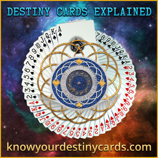 Destiny Cards Explained Logo