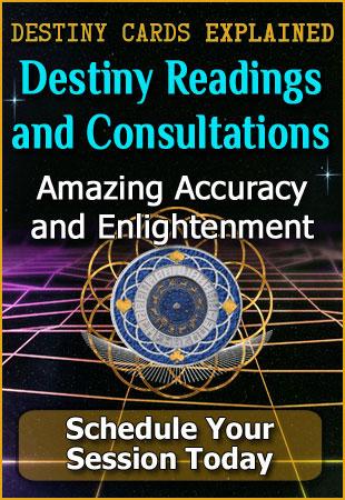 Destiny Cards Explained | Consultations & Readings