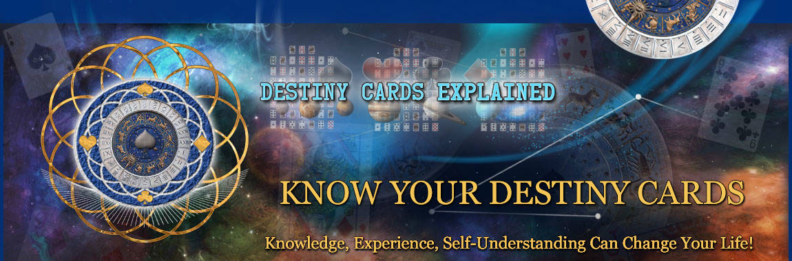KNOW YOUR DESTINY CARDS